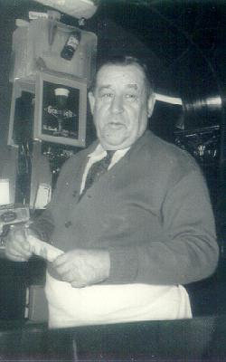Fred T. at the Corner Bar