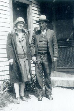 Mary and Fred Lux